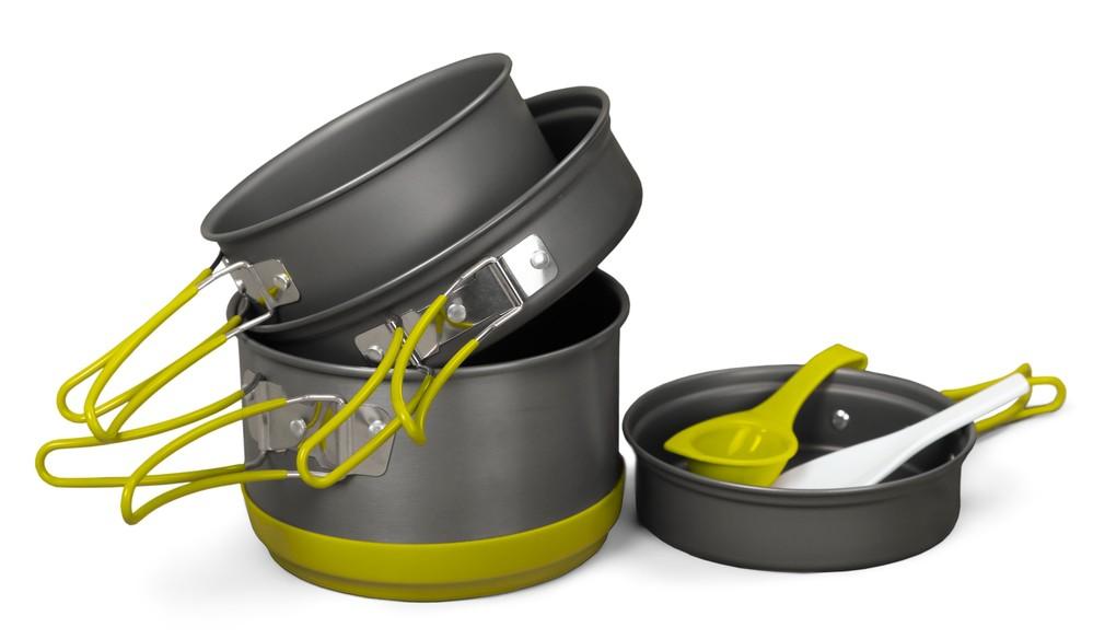 The Joy of Titanium Cookware