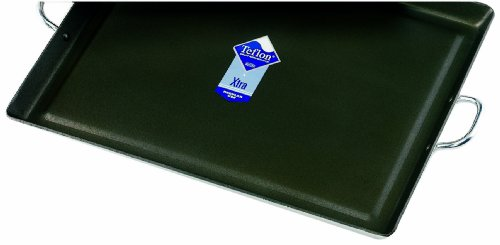 Crestware Commercial Grade, GRIDLX, Aluminum Griddle 23.5″ x 15.75″ Coated (Package of 1)