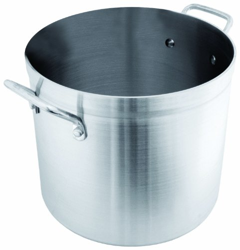 Crestware 100-Quart Aluminum Stock Pot