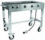 Crestware Portable Commercial Griddle Base Only
