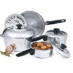 Magnalite Classic 8-Piece Cast-Aluminum Cookware Set
