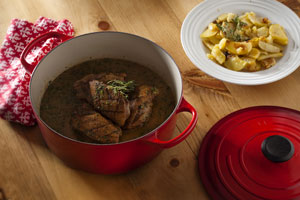 Cooking With Le Creuset