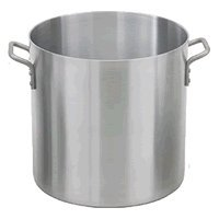 Royal Industries Heavy Weight Stock Pot, 50 qt, 15.9″ x 15.2″ HT, Aluminum, Commercial Grade – NSF Certified