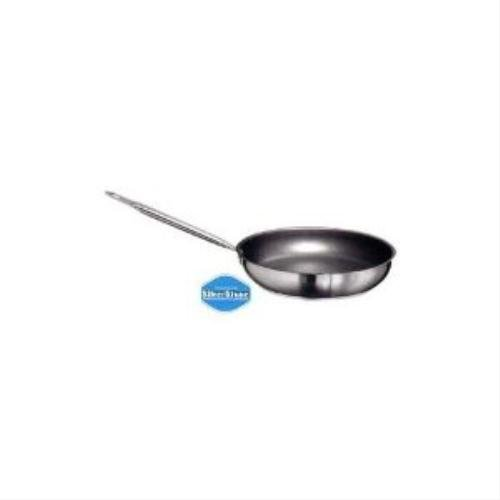 "Paderno World Cuisine ""Grand Gourmet"" 12-1/2-Inch Non-stick Stainless-steel Frying Pan (with loop handle)"