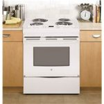 GE SLIDE-IN ELECTRIC RANGE, SELF-CLEANING, 30 IN, 4.4 CU. FT, FRONT CONTROL, SELF-CLEANING