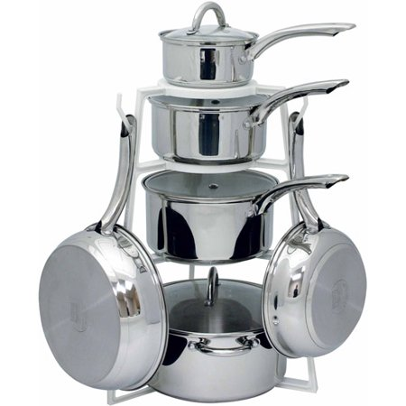 PanTree Under Counter Stacking Cookware Storage
