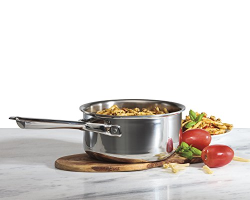 Wolf Gourmet 3 Quart Sauce Pan with Lid
