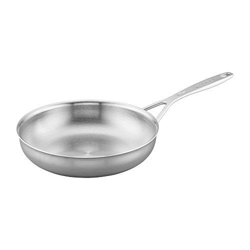 Demeyere Industry 5-Ply 9.5″ Stainless Steel Fry Pan