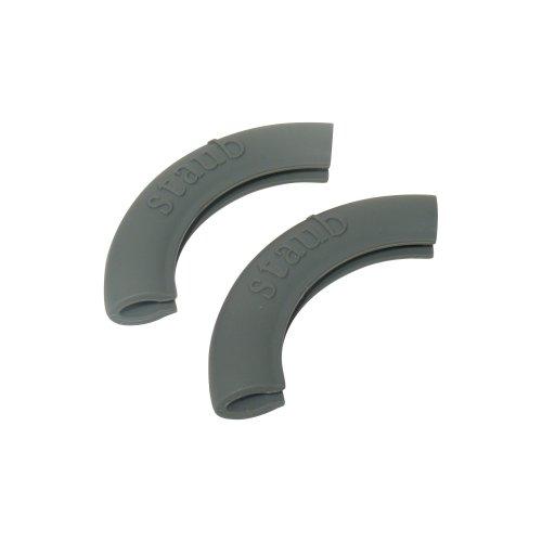 Staub Round Silicone Holders/Handles - 2 Set