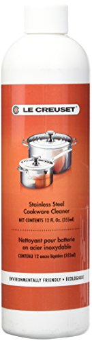 Le Creuset 12-Ounce Stainless Steel Cleaner