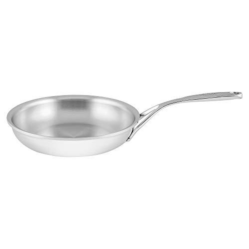 Demeyere 1523 Atlantis Proline 9.4-inch Stainless Steel Fry Pan