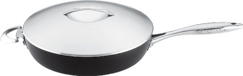 Scanpan Professional Covered Saute Pan 12.5-Inch by 3.5 QT