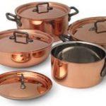 Bourgeat 8 Piece Cookware Set