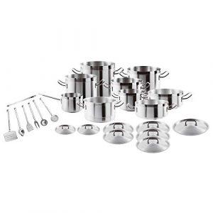 Set 24 Pcs Professionale - S/Steel