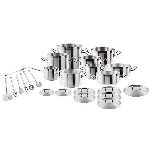 Set 24 Pcs Professionale – S/Steel