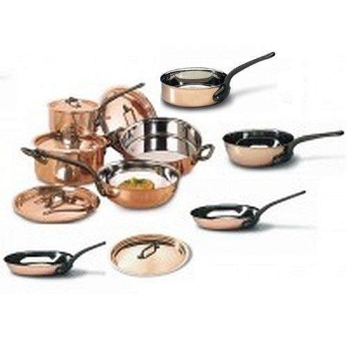 Bourgeat 13 Piece Copper Cookware Set