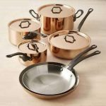 Mauviel M250C Copper 10-Piece Cookware Set