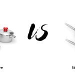 Aluminium Cookware vs Stainless Steel