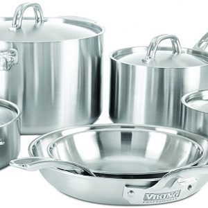 Viking Professional Cookware Set Review