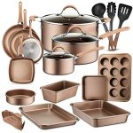 NutriChef Non-Stick Cookware Set