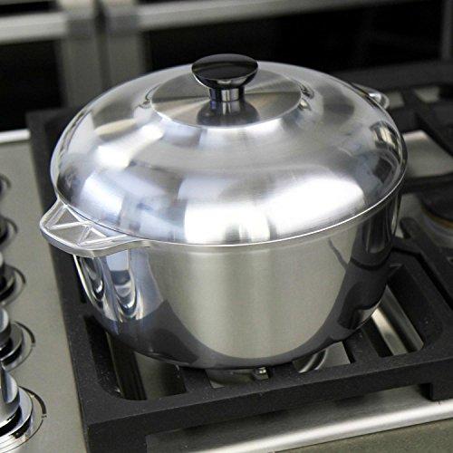 Cajun Cookware 5-quart Aluminum Dutch Oven – Gl10070