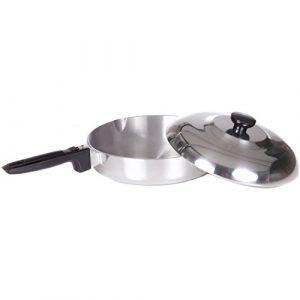 "Cajun Cookware 10"" Skillet -10066"